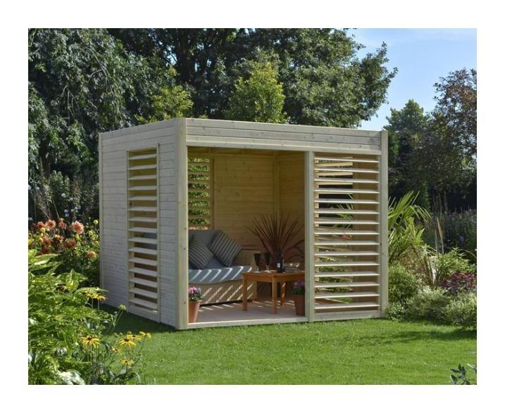 Abri De Jardin Corner Summer House Pergola Ideas For Patio