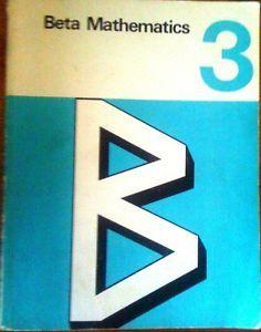 Beta/Alpha Mathematics -    Old School Reading Books