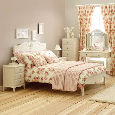 Florence Ivory Bedroom Furniture Collection