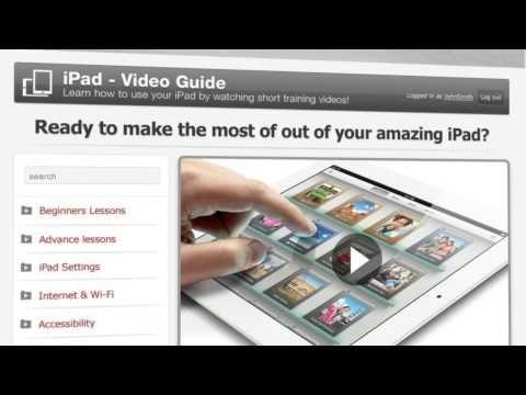 apple ipad mini instructions for dummies