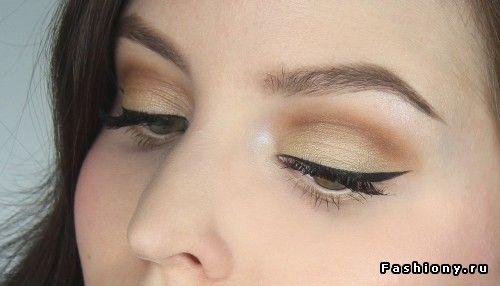 Новые идеи макияжа от Фриды Скоглюнд