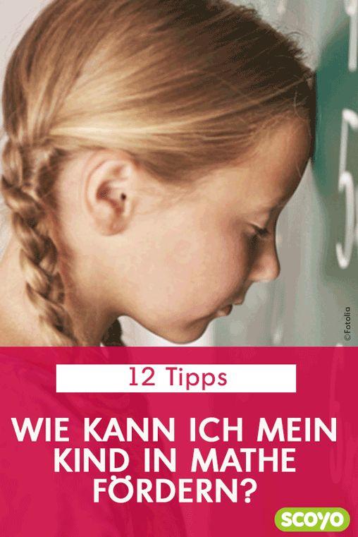 Wie kann ich mein Kind in Mathe fördern? 12 Tipps, wie Kinder besser rechnen – Annette Meier