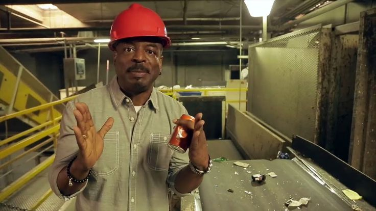 Reading Rainbow: How Trash Is Recycled with LeVar Burton -- great for Earth Day!