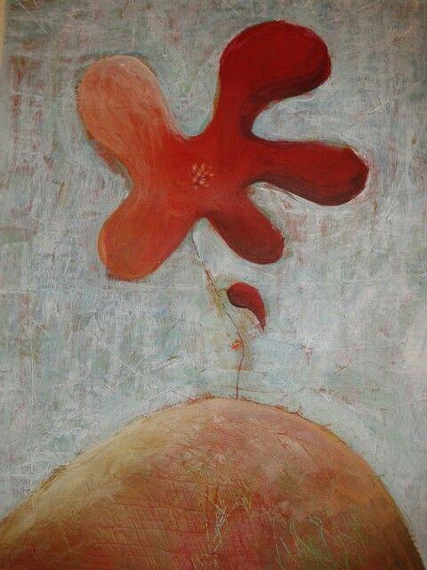 My first acrilic illustration!!! Di Giorgio Natti Rainieri