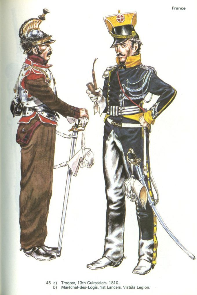 Blandford Uniforms of the 45 Peninsular War 180