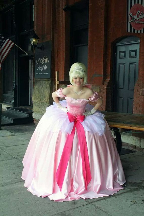 Hey, I found this really awesome Etsy listing at https://www.etsy.com/listing/194952280/charlotte-la-bouff-cosplay-princess
