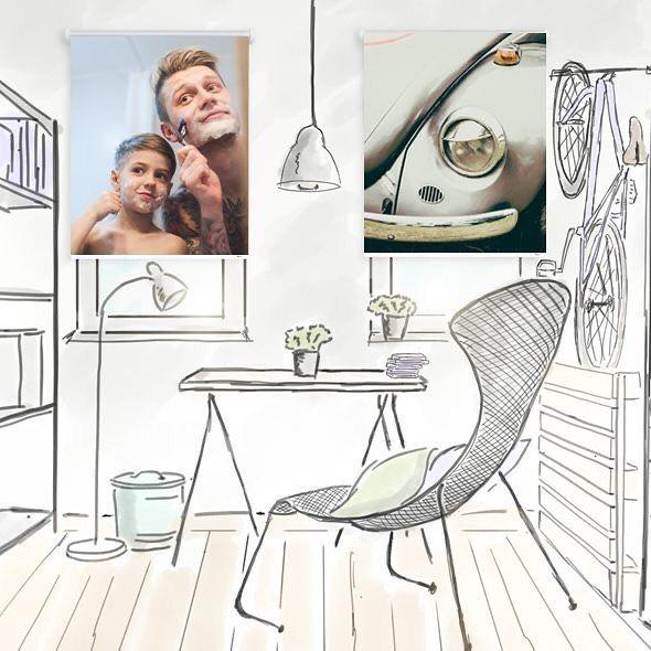 Das Arbeits- oder Hobbyzimmer wohnlich und gemütlich gestalten, ohne die Funkti…  #Zimmereinrichtung
