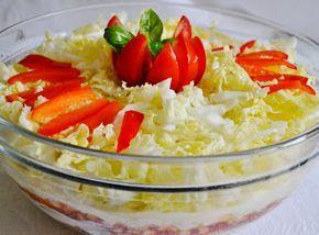 .. chute a vône mojej kuchyne...: Salat Gyros