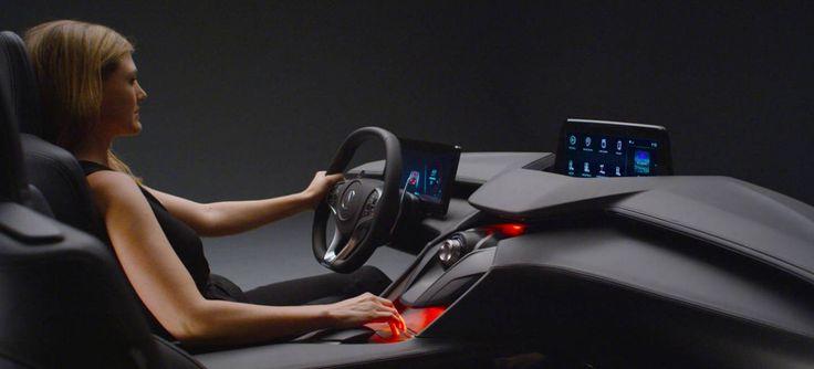 Honda, bajo la insignia de Acura, no ha querido perderse el Salón de Los Angeles 2016, aunque su principal novedad no ha sido un coche, sino un pedacito del futuro que se avecina en la marca, una mue