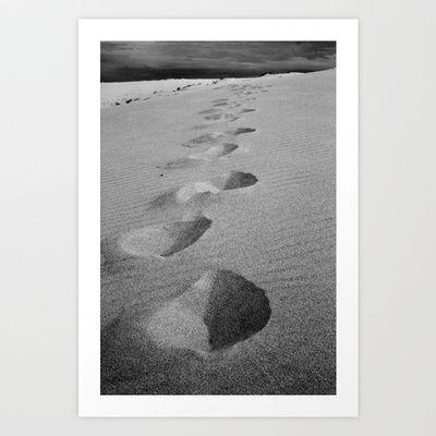Steps to nowhere Art Print by Ajinkya Pawar - $18.00