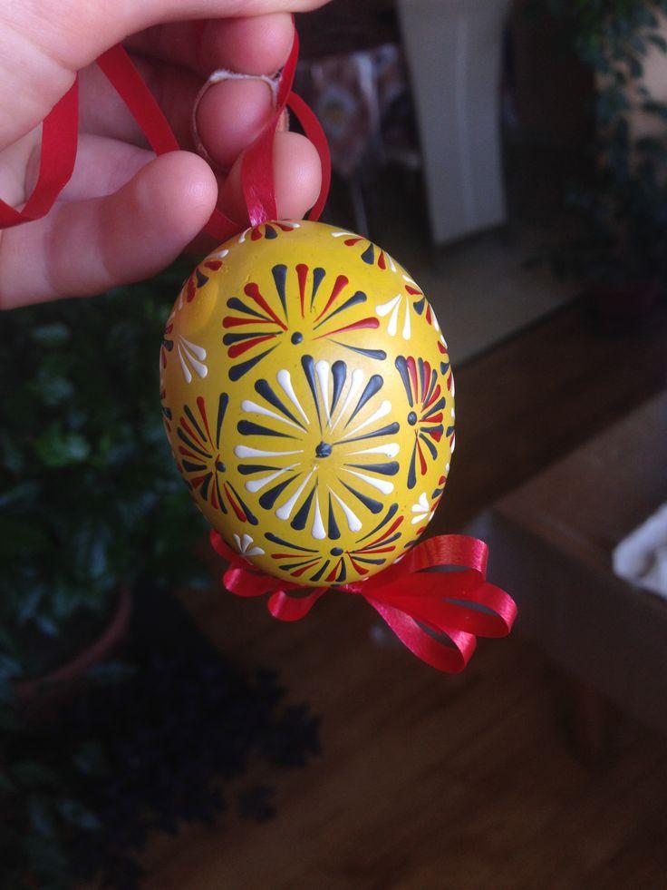 easter egg (wax technique)