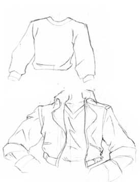 Drawling manga clothing step by step guide to the perfect manga clothing
