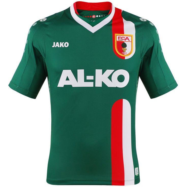 FC Augsburg Trikot 3rd 2014 - Das Ausweichtrikot des FC Augsburg. Ab jetzt bei uns im Shop! http://www.fanandmore.de/Bundesliga/FC-Augsburg-Trikot-3rd-2014.html