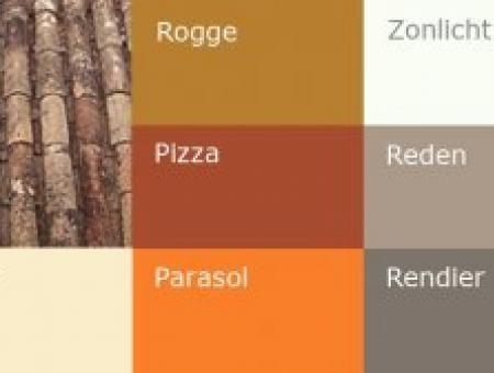 Histor kleur -  Oranje geeft evenwicht - denk aan de terra tinten. Het is een aardse kleur. Een teveel aan oranje kan leiden tot uitputting en energieverlies. Bij een evenwichtige hoeveelheid oranje horen emoties als blijheid, motivatie, optimisme en een algeheel gevoel van welzijn. Een tekort aan oranje-energie kan leiden tot minder zelfvertrouwen en een negatief zelfbeeld.