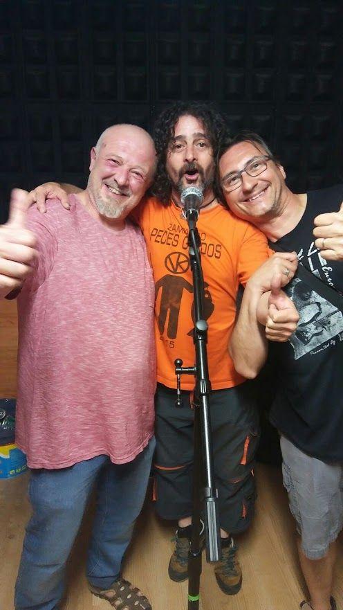 Entrebirras con una leyenda del rock vallekano ¿le reconocéis?