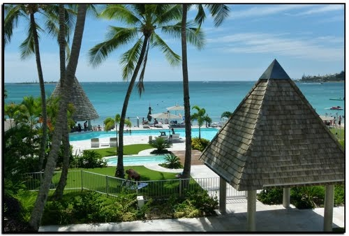Anse Vata, Noumea, New Caledonia