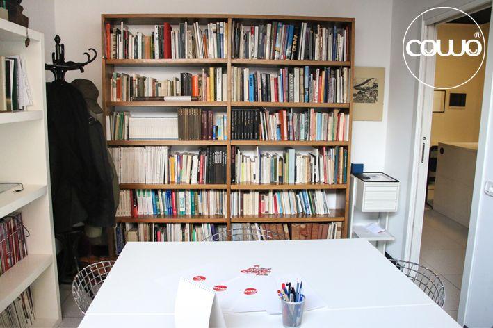 Spazio coworking a Lecco, presso Studio Architetto Alberto Marchi. Affiliato Rete Cowo®. http://www.coworkingproject.com/coworking-network/lecco-centro/