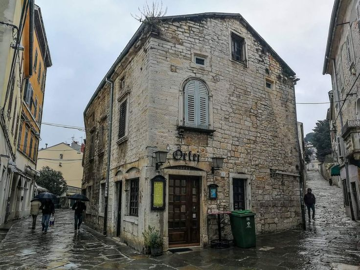 Pula, stari grad