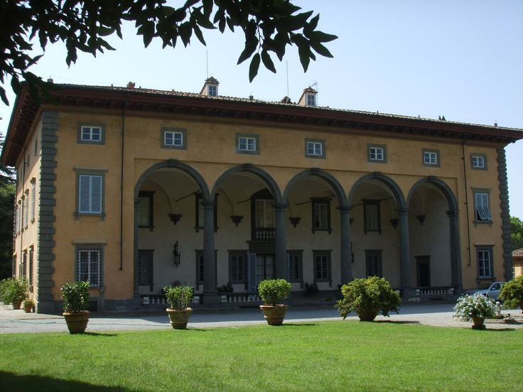 #Villa Oliva #Lucca #Province of #Tuscany #Tuscan #summer #home