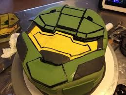 halo master chief cake - Google Search