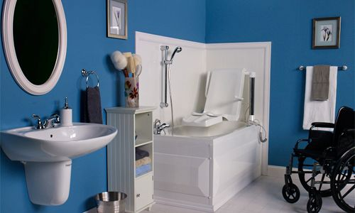 Bathtub Chair Lifts For Handicap People