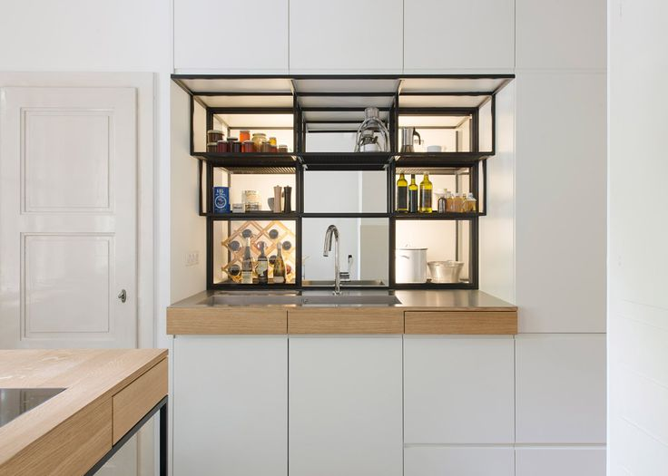 Apartment S by IFUB