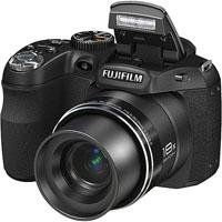 """TheFinepix S2950cameraboasts ahighresolution14megapixelCCD,a bright3.0""""LCDscreen(460Kdotresolution) plus viewfinder, and awardwinningFujinonoptics equipped with a 18X Optical Zoom.The Finepix S2950 is alsointuitiveandeasytooperate,andpackedfullofusefulfeaturesandtechnologies.Withitsmega28mmwide-angleto504mmtelephotolens,theS2950cancapture a wide variety of sho..."""