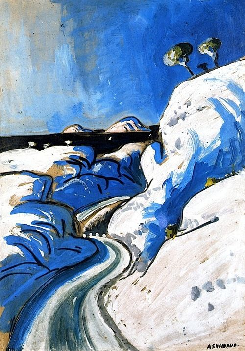 92 Best Auguste Chabaud Images On Pinterest