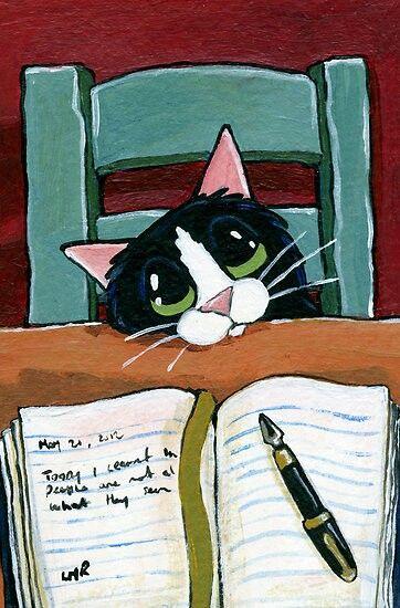 Illustration by Lisa Marie Robinson