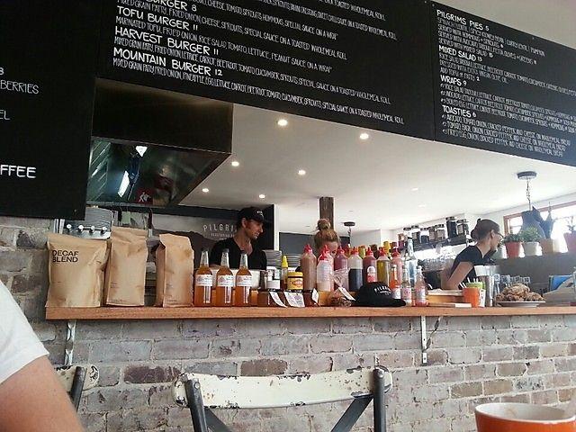Pilgrim's Vegetarian Cafe | Australia