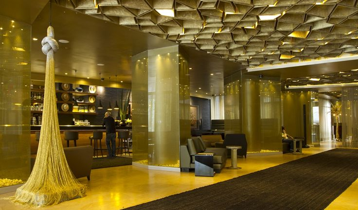 Lobby BOG Hotel Bogota Colombia