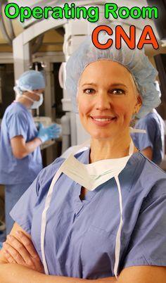 Operating Room #CNA – Job Description, Salary and Job Outlook [ #cnasalary ]