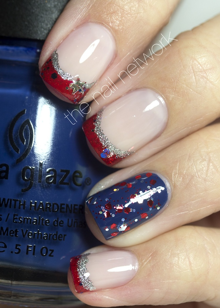 532 best 4th of July nail art images on Pinterest | Nail scissors ...