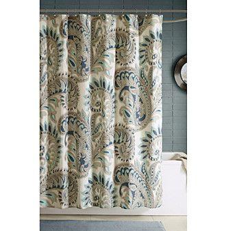 INK+IVY Mira Shower Curtain