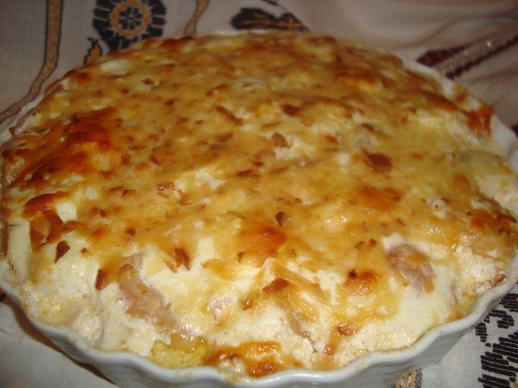 Reteta culinara Cartofi frantuzesti din categoria Aperitive / Garnituri. Specific Romania. Cum sa faci Cartofi frantuzesti