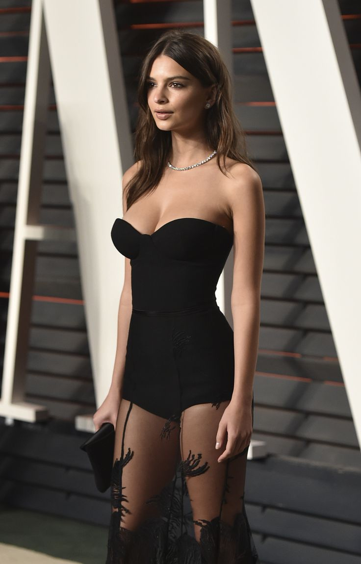 How Emily Ratajkowski has brought sexy back