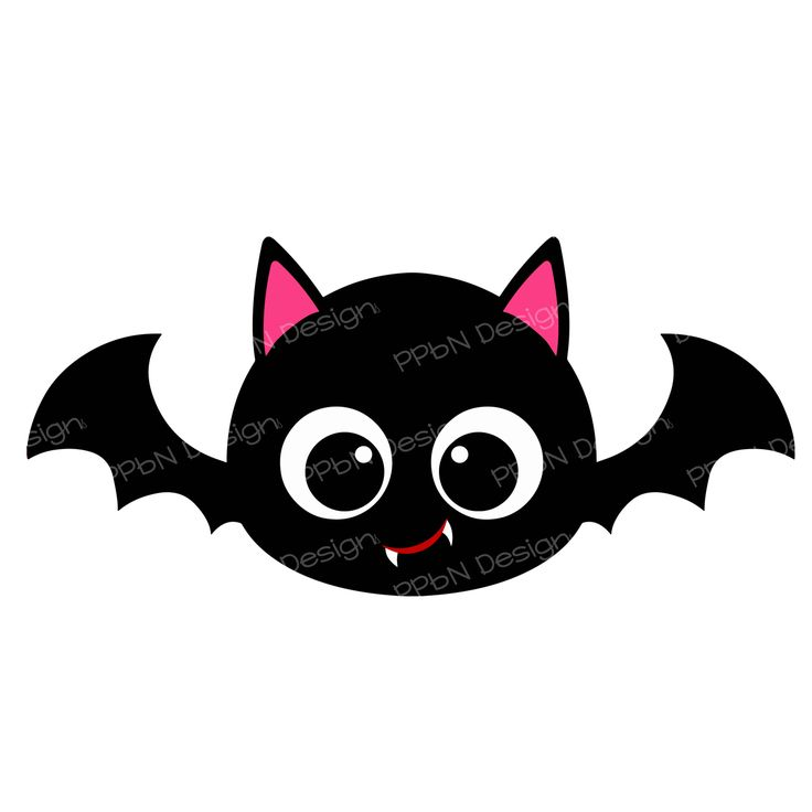 PPbN Designs - Halloween Bat (SVG Only), $0.00 (http://www.ppbndesigns.com/products/halloween-bat-svg-only.html)
