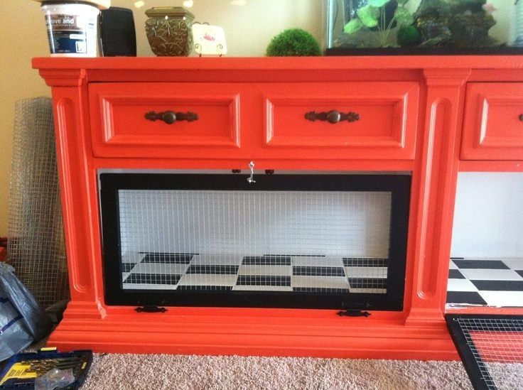 What A Great Bunny Snake Cage Dressers Amp Consoles