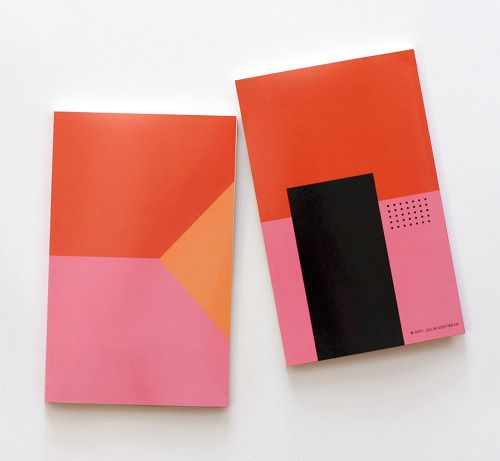 colorful notebooks from julia kostreva