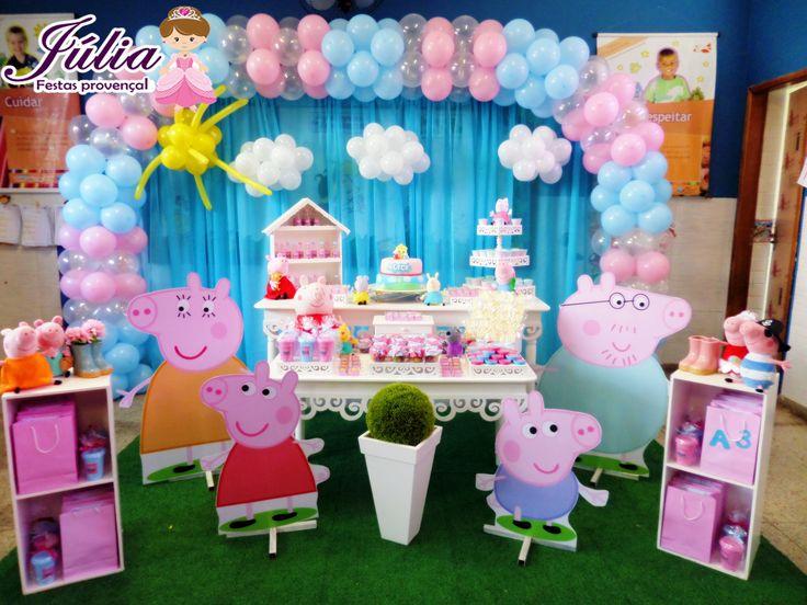 фокус том, день рождения в стиле свинка пеппа фото пользователи захотели прочесть