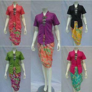 baju batik   rnb batik   batik pesta   batik kantor   dress batik   rok n blus batik   rok batik lilit   rok lilit   rok wiru