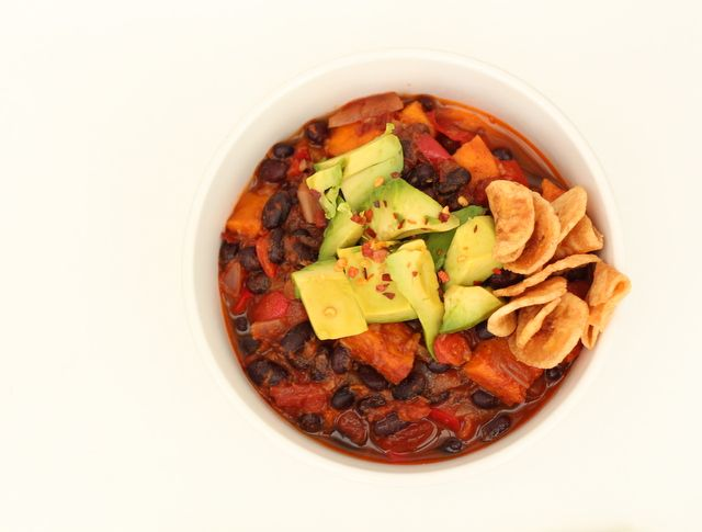 Chili Black Bean Recipe | Recipes From A Pantry