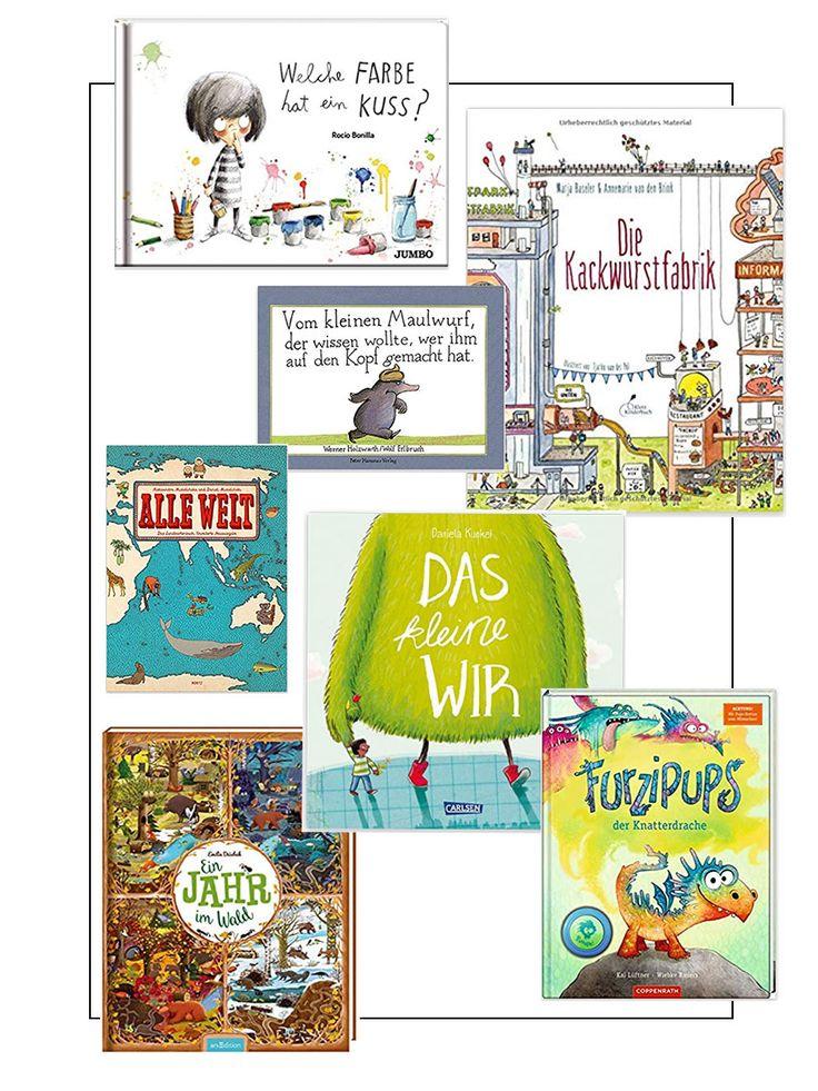 die schönsten kinderbücher ab 3 jahre  smag in 2020