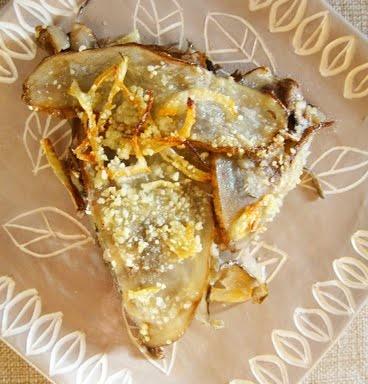 mushroom potato pie | feeding time | Pinterest | Potato Pie, Mushrooms ...