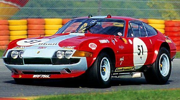 Ferrari 365 GTB4 Competizione (1971) - Ferrari.com