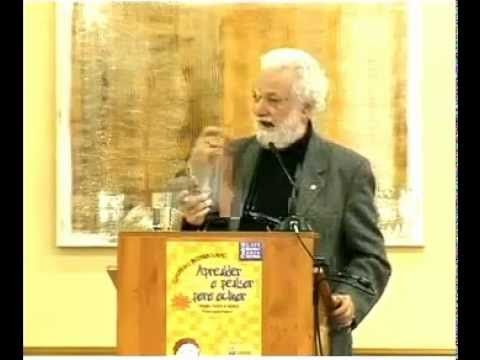 Francesco Tonucci - La Escuela Que Queremos [APRENDE A PENSAR PARA ACTUAR] (25.11.12) (Amei Waece)