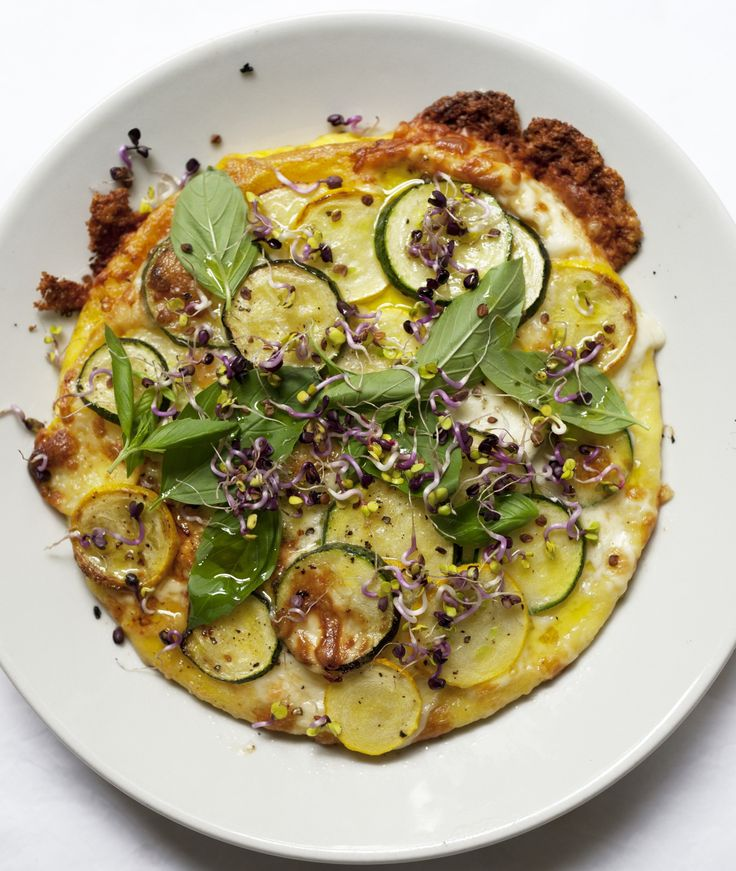 Nigel Slater's polenta recipes
