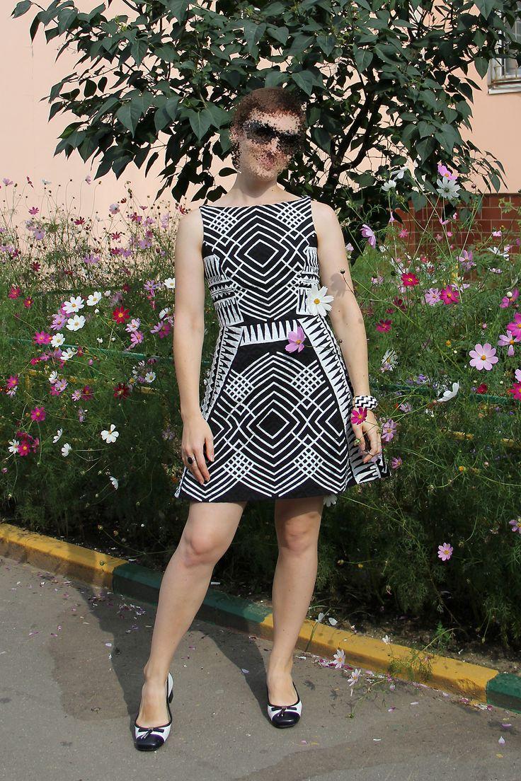 Африканское платье / Dolche Vita / 02.06.2014 / Фотофорум BurdaStyle