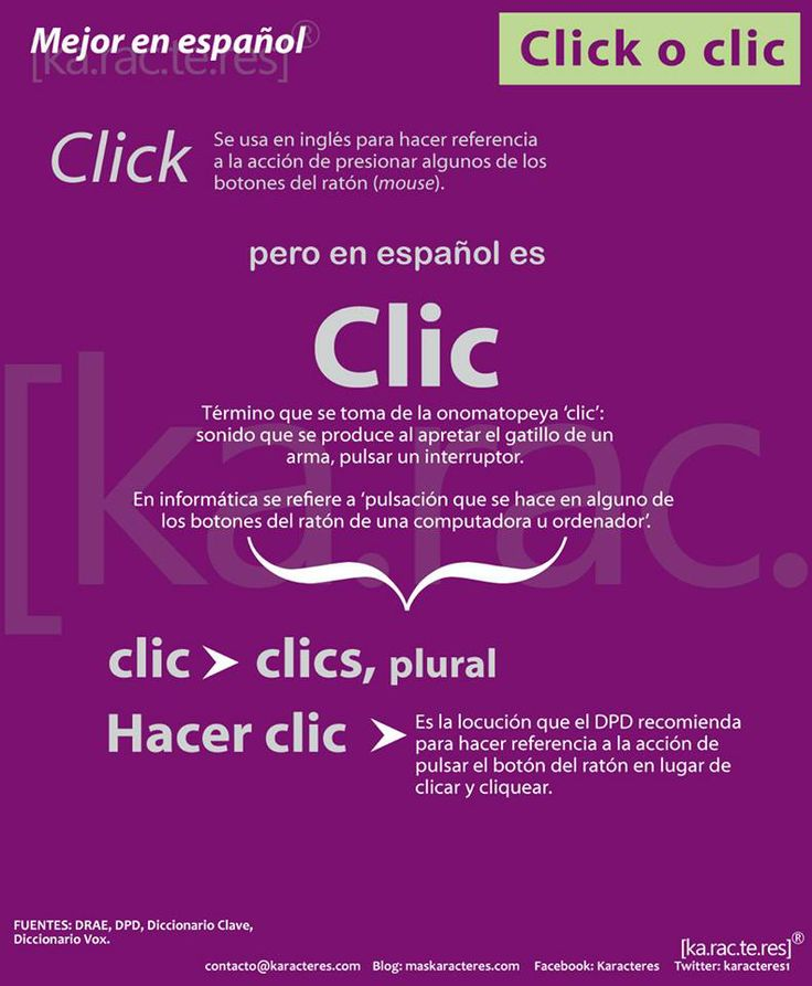 Mejor en español   clic   www.maskaracteres.com