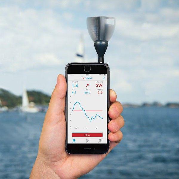 Windmesser für Smartphones